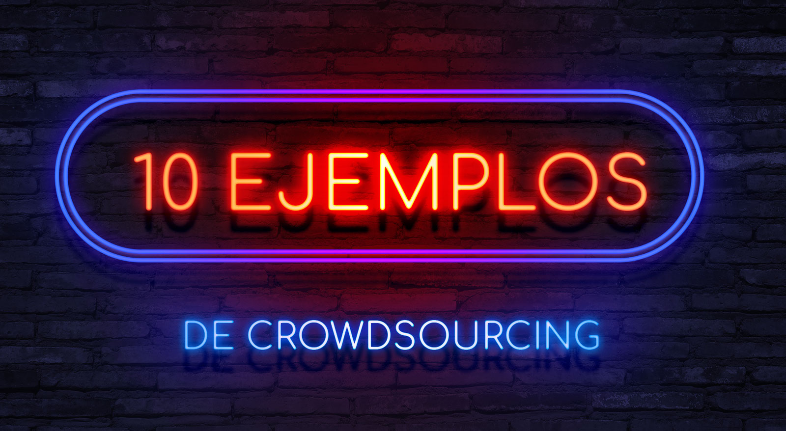 Ejemplos Crowdsourcing